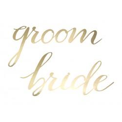Decoration Groom bride
