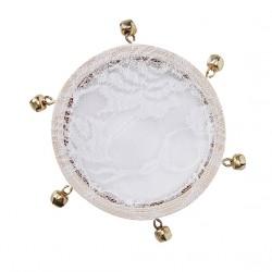 5 minis tambourins mariage