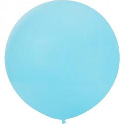 Ballon géant -  bleu ciel