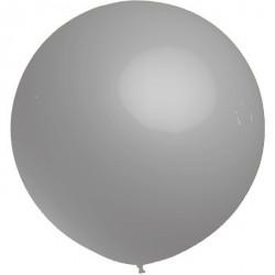 Ballon géant - Gris