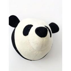 Trophée tête de panda