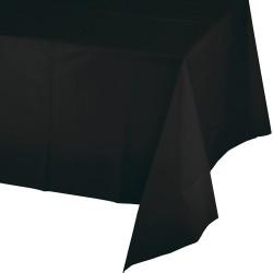 1 nappe plastique noire