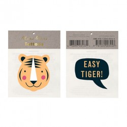 1 tattoo easy tiger