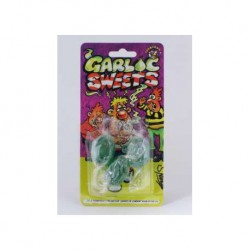 Bonbons à l'ail (interdit aux enfants de moins de - 5 ans)