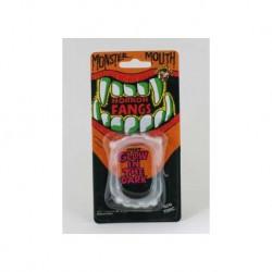 Dents de vampire fluorescentes (CE)