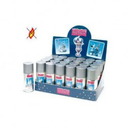 Aerosol decor argent- 150ml