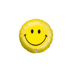 Ballon mylar Smiley