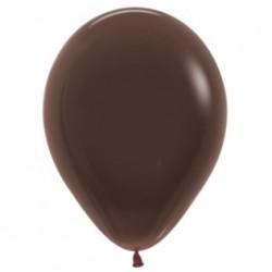 10 ballons chocolat