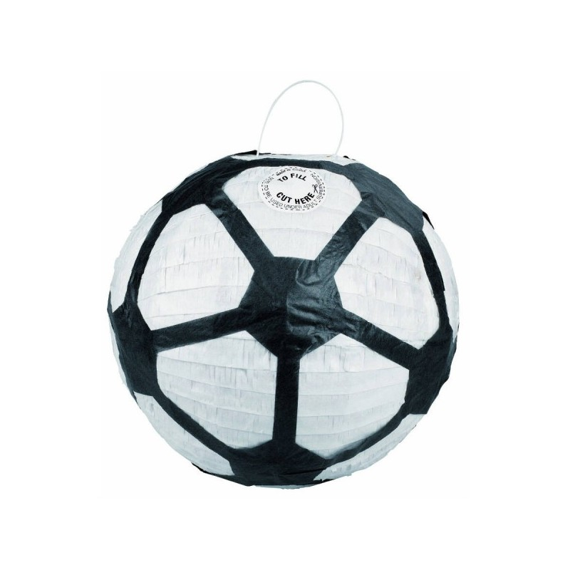pinata ballon de football happy family. Black Bedroom Furniture Sets. Home Design Ideas