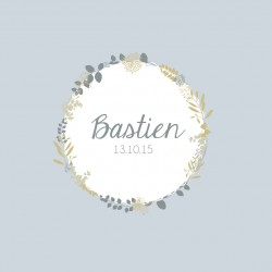 """Faire-part """"Bastien"""""""