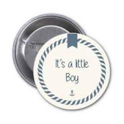 "Badge ""little Boy"""