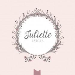 """Faire-part """"Juliette"""""""