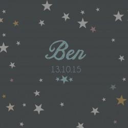 """Faire-part """"Ben"""""""