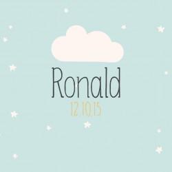 """Faire-part """"Ronald"""""""