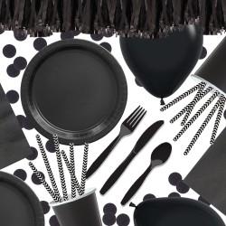 Kit color - noir