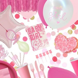 Kit babyshower - fille