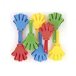 6 claques mains