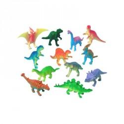 24 dinosaures