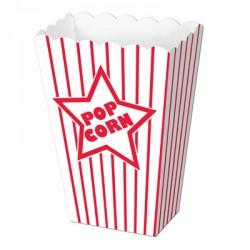 10 Sachets a Pop corn en papier