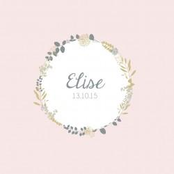 """Faire-part """"Elise"""""""
