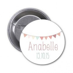 "Badge à personnaliser ""Anabelle"""