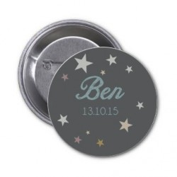 "Badge à personnaliser ""Ben"""