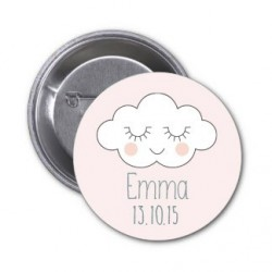 "Badge à personnaliser ""Emma"""