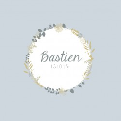 "Faire-part ""Bastien"" PDF"