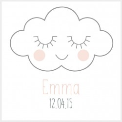 "Faire-part ""Emma"""