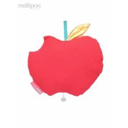 Pomme Gala Boîte à musique Mellipou