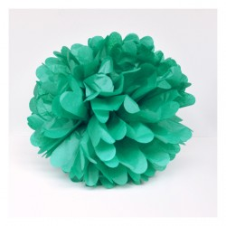 Pompom Vert jade