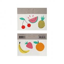Tattoo fruit