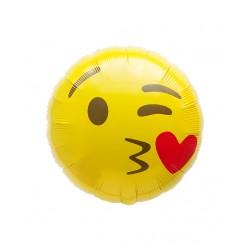 """Emoji """"Smiley kissing"""""""