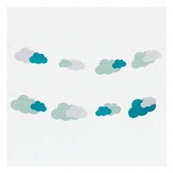 Guirlande nuage