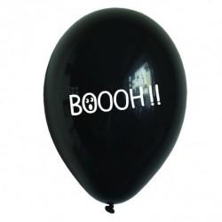 5 ballons tatoués Booooh