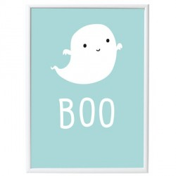 Poster Ghost fantôme