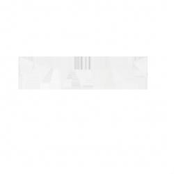 Guirlande fanions papier blanc