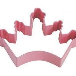 1 emporte-pièce: couronne de princesse