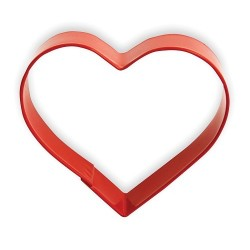 1 emporte-pièce: Coeur