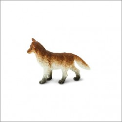Mini figurine renard