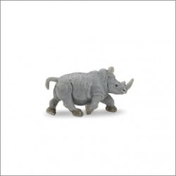 Mini figurine rhinocéros