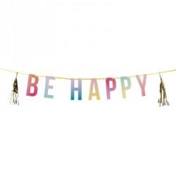 """Guirlande """"Be Happy"""""""