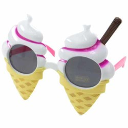 Lunettes - Glace