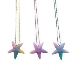 1 collier étoile de mer