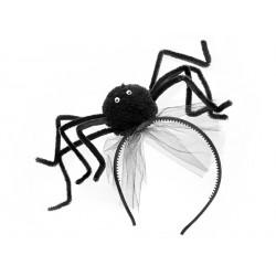 Serre tête-headband spider