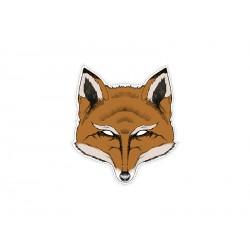 1 masque renard en carton