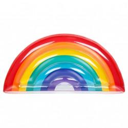 Bouée géante rainbow