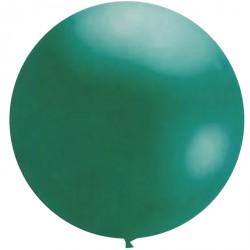 Ballon géant - vert forêt