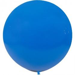 Ballon géant - bleu roi