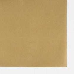 Nappe en papier dorée